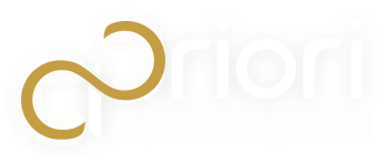 A Priori Communications - Contact